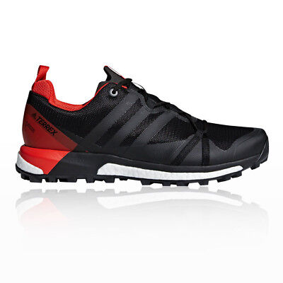 adidas Mens Terrex Agravic GORE-TEX Trail Running Shoes Trainers Sneakers Black