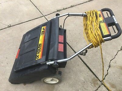 USED NSS Supersuction Pacer 30 Large Wide Area Vacuum Cleaner