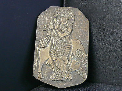 (eN275)  Viejo molde de joyeria India - Old Jewelry mold from India