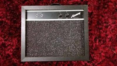 Vintage Harmony 7074 Made in USA Solid State Guitar Amplifier