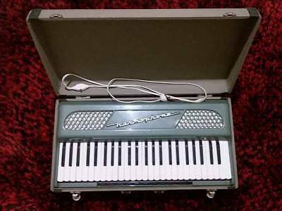 Vintage Koestler Harmaphone Portable Electric Organ Keyboard