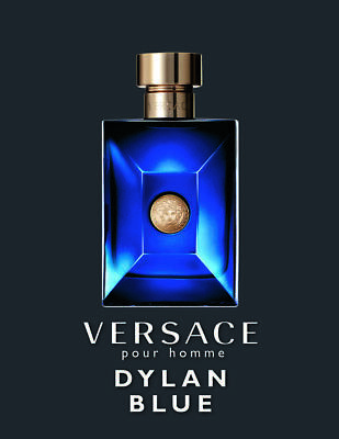 8476b4fc559 Versace Pour Homme Dylan Blue by Versace 6.7 oz EDT 200 ml for Men New In