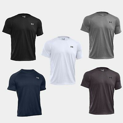 Under Armour UA Tech Tee Mens S/S T-Shirt 1228539