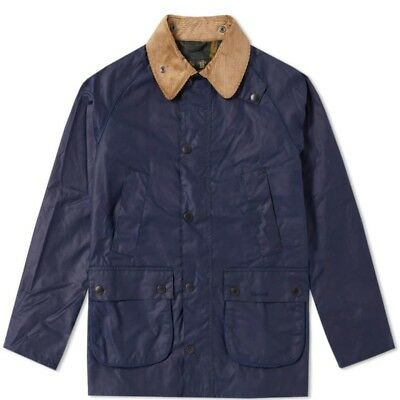 Barbour Slim Bedale SL jacket new Large $399