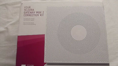 Modem/Router Telstra Gateway Max 2  **As new**