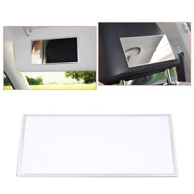 Car Sun Visor Mirror Stainlesssteel Car Makeup Mirror Hot