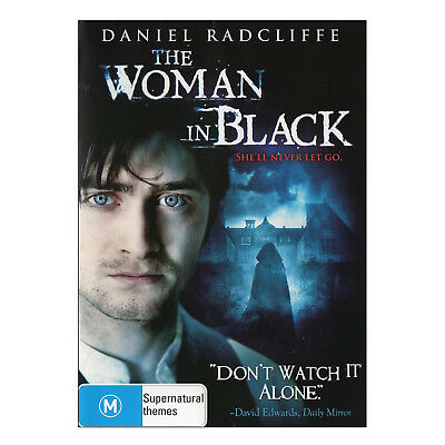 The Woman in Black DVD Brand New Region 4 Aust. - Daniel Raddcliffe