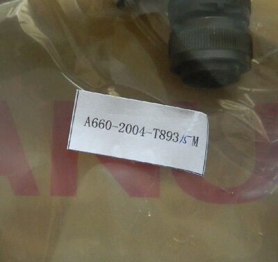 1PC NEW FOR A660-2004-T893 5M FANUC for A860-0365-V501 servo motor encoder cable