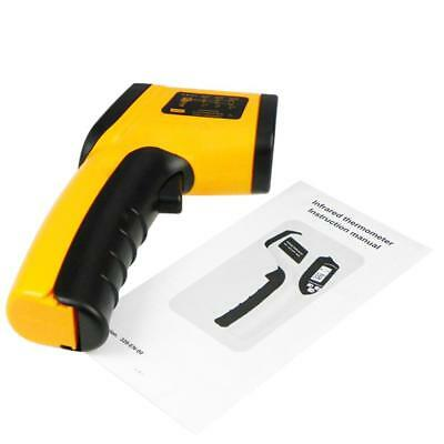 Digital Thermometer Thermal Camera Imager Handheld Non-contact Ir Laser Infrared