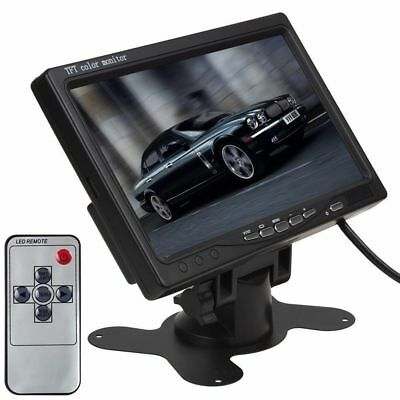 """For RV Truck Bus Van IR Rear View Back up 2Camera Night Vision System+7"""" Monitor"""