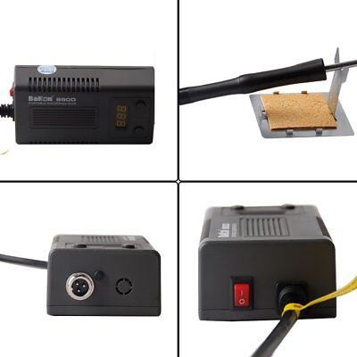 Digital Display Soldering Iron Station Static-free Thermal Control BK950D #S