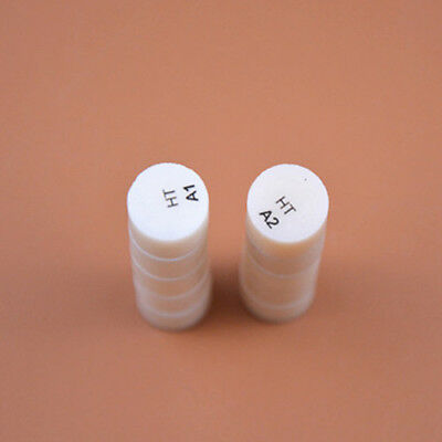 10 PCS Dental Lab Materials Lithium Dislicate Pills or Tablets HT and LT
