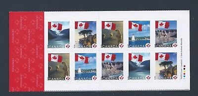 Canada Booklet 2006 Flag Over .... #BK342 MNH ** Free Shipping **