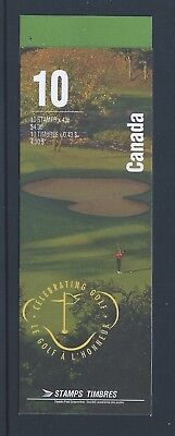 Canada Booklet 1995 Golf in Canada #BK176b MNH ** Free Shipping **