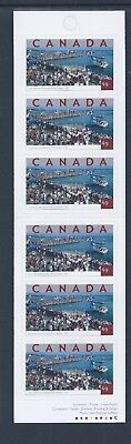 Canada Booklet 2004 Traversee Inter de Lac St-Jean #BK294 MNH ** Free Shipping *