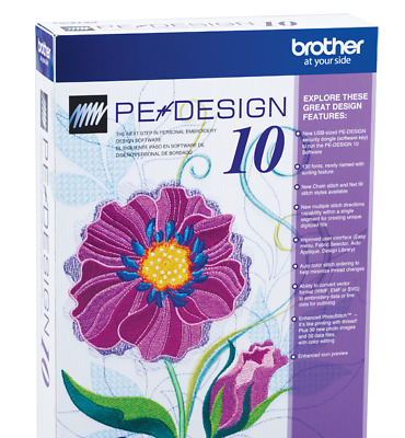 Brother Pe Design 10 Full Version & FREE GIFTS