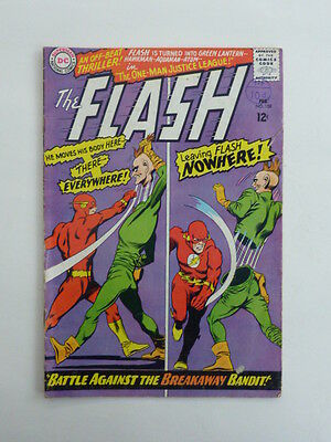 The Flash #158 VG / FN - 1966