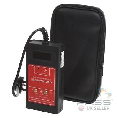 Seaward UK PAT Checkbox for Battery Powered PAT Testers
