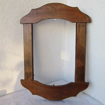 "16"" old antique   Wooden   picture / photo frame  WOOD"