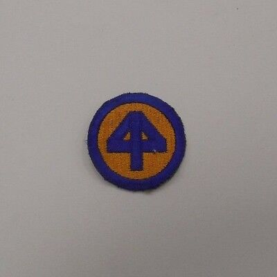 WW 2 US Army 44th Infantry Division Patch