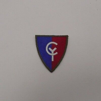 WW 2 US Army 38th Infantry Division Patch