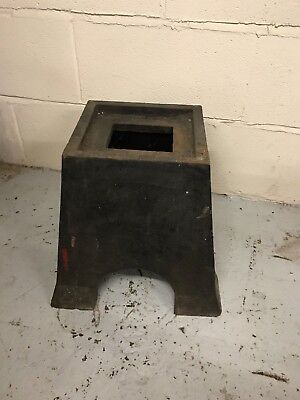 "Blacksmiths Anvil Stand for 7 1/4"" by 8"" Anvil or smaller 13"" Height"