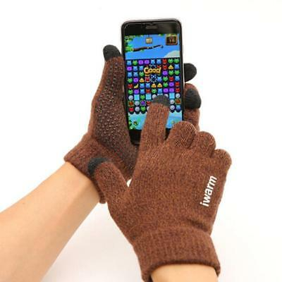 Gloves Unisex Touch Screen Gloves Knitted Iphone Ipad Phone Z