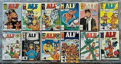 ALF Comic Book Lot of 28 {Z-4}