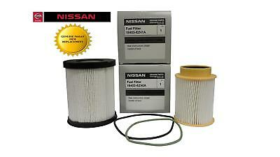 nissan titan fuel filter genuine nissan 2016-2017 titan xd cummings diesel engine ...