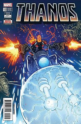 THANOS #13 3rd Print Variant Cosmic Ghost Rider Marvel Comics NM Presale 3/2018