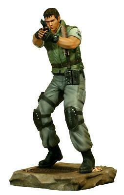 Resident Evil 1:6 Scale Chris Redfield Statue By Hcg Bnib Edition #1 Ultra Rare!