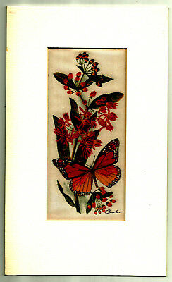 J. & J. Cash Ltd, Coventry, England - Woven Silk And Rayon - Monarch