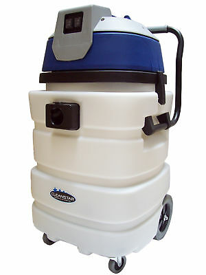 New Cleanstar Wet and Dry Vacuum Cleaner VC90LP 2000Watt 90L Twin Motor