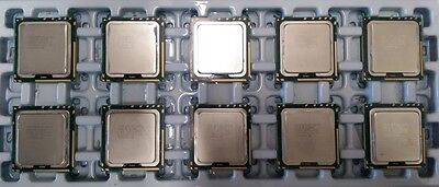 Matched Pair of Intel Six Core Xeon X5690 3.46GHz CPUs AT80614005913AB SLBVX