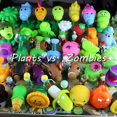 New Plants vs Zombies Peashooter PVZ Action Figure Model Toys Gifts For Children