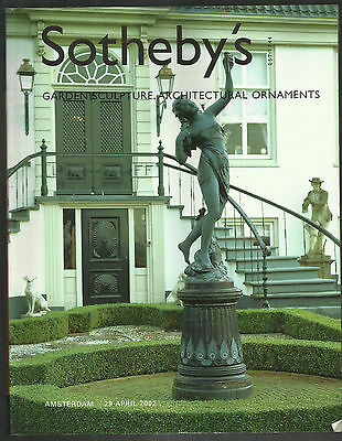 Huge Catalog of Architectural Ornaments & Garden Furniture. Antique, Classic