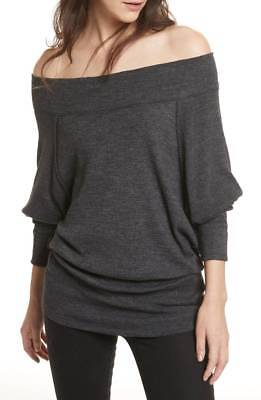 NWT Free people Palisades Off the Shoulder Top Retail $68