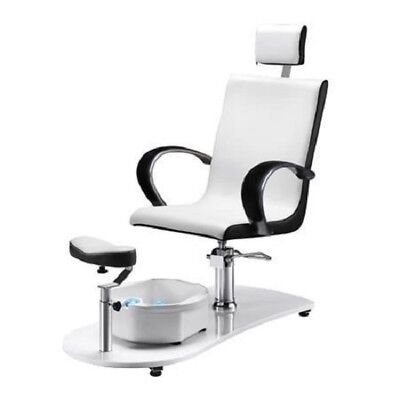 Professional Pedicure Station with Foot Spa health retreat beauty nail salon