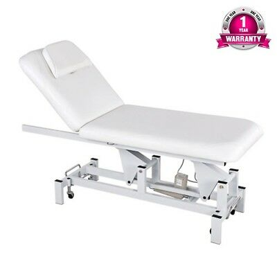 1 Motor Electric Bed Perfect for Massage Beauty Waxing Facials Treatments