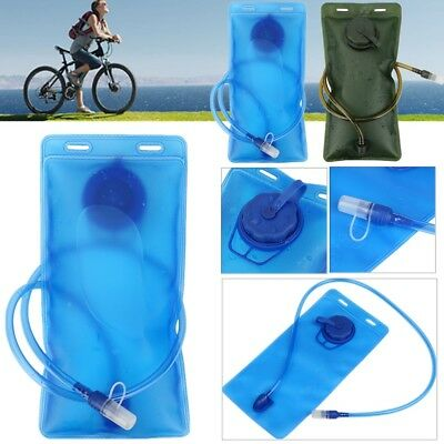 Hiking Cycling Running Sport Hydration Drink Bladder Tank 2L Storage Water Bag