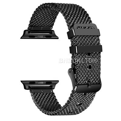 Coarse Mesh Band Strap  For Apple Watch (Series 1/2 & 3)