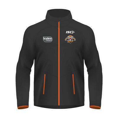 Wests Tigers 2018 NRL Ladies Wet Weather Jacket BNWT Rugby League Clothes