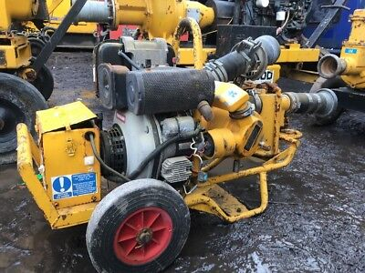 Selwood PD75 Positive Displacement Pump