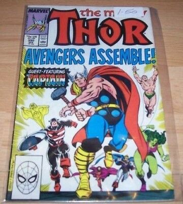 Thor (1962-1996 1st Series ) #390...Published April 1988 by Marvel