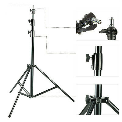 Air Cushioned Heavy Duty Studio Light Stand 300Cm 10Ft Top Quality Lightstand La