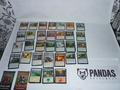 MtG Magic the Gathering Ixalan Dinosaur Deck Paket