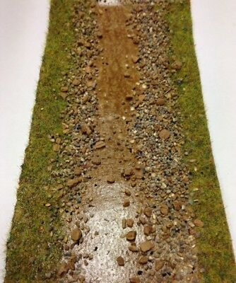 75mm X 120mm Shallow stream - OO scenery Javis JDITCH - F1