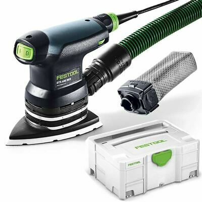 Festool Deltaschleifer DTS 400 REQ Plus 574635 100x150mm im Systainer SYS 2 T Lo