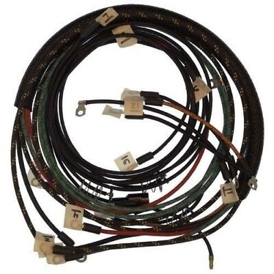 wiring harness kit allis chalmers wd45 diesel 70227024 176 00 rh picclick com  allis chalmers wd engine rebuild kit
