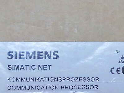 New Siemens Communication Processor 6Gk7443-1Ex02-0Xe0